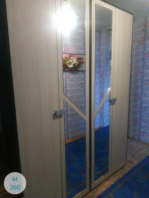 Белый шкаф Клавдия Арт 000064277