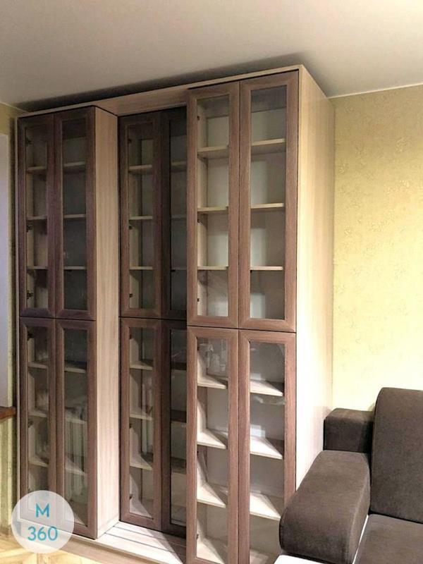 Книжный шкаф Коламбус Арт 000122055