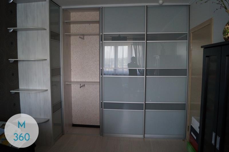 Встроенный шкаф купе Бунзен Арт 000146656