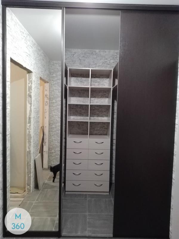 Встроенный шкаф в прихожую Брайтон Арт 000391159