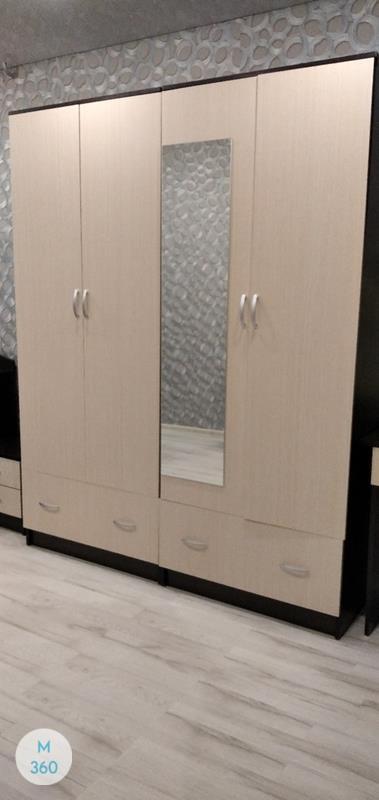 Распашной шкаф с зеркалом Гомель Арт 000448006