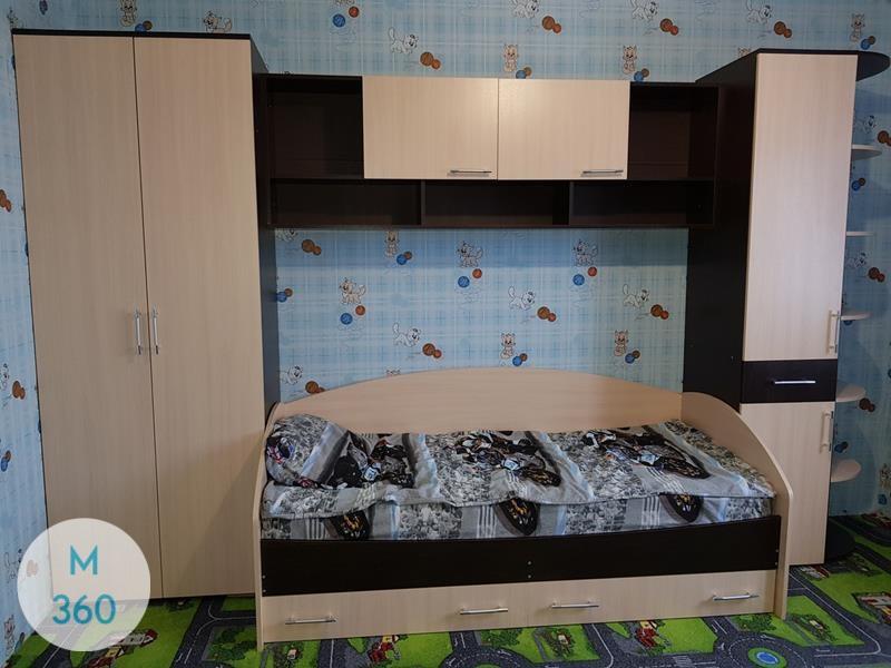Шкаф для одного человека Форт-Уэрт Арт 000522981