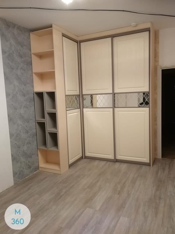 Шкаф купы с пескоструйным рисунком Нармада Арт 000586077