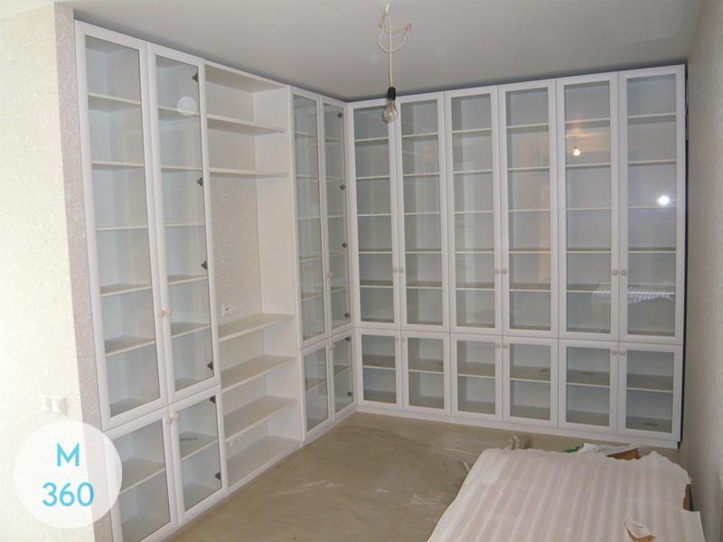 Книжный шкаф Анжелика Арт 000958976