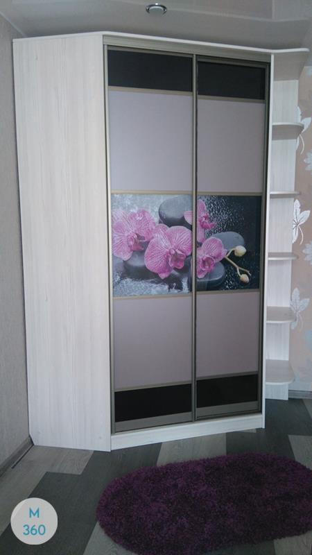 Белый шкаф Падерборн Арт 001001209