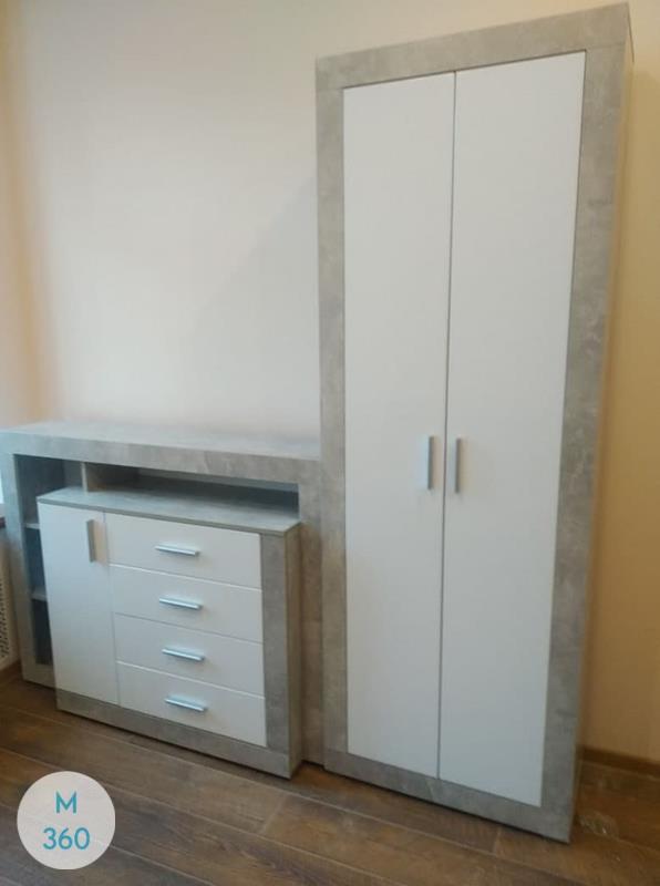 Медицинский шкаф для одежды Жок Арт 001252969