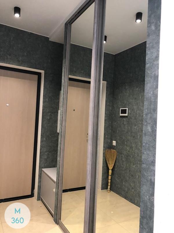 Шкаф купе в прихожую с зеркалом Колорадо-Спрингс Арт 001510801