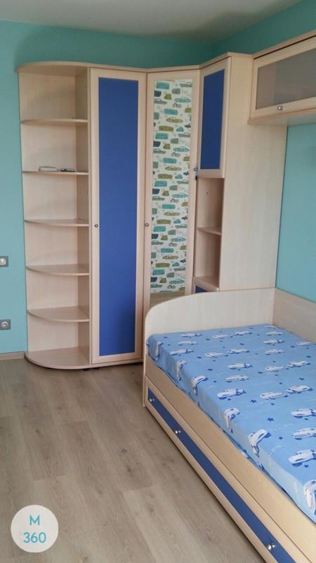 Детский шкаф Рамир Арт 001582297