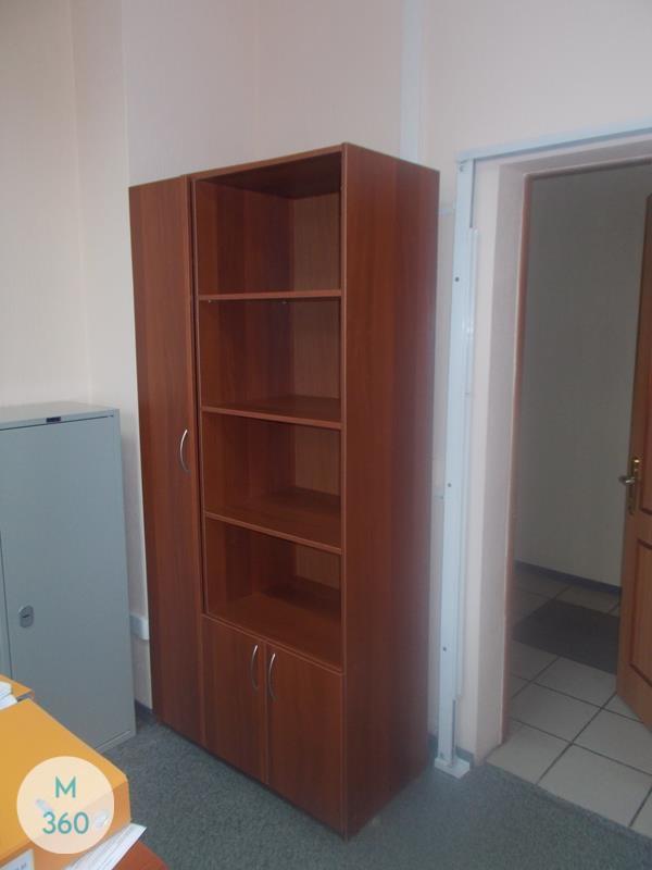 Книжный шкаф из массива Норт-Чарлстон Арт 001604300