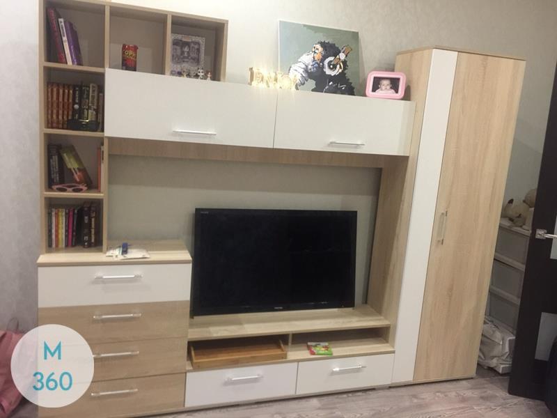 Белый шкаф Йонкерс Арт 001978630