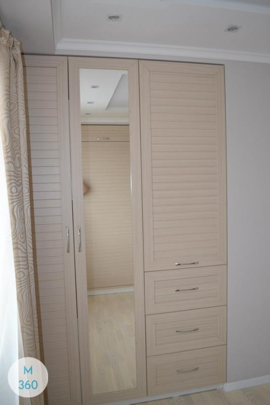 Шкаф с жалюзийными дверцами Бангкок Арт 002008126