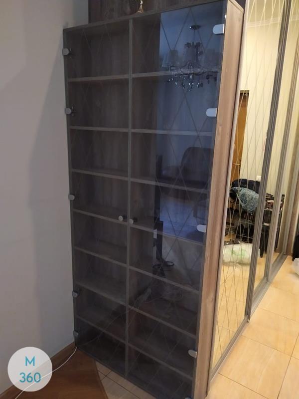 Книжный шкаф из массива Дерри Арт 002137812