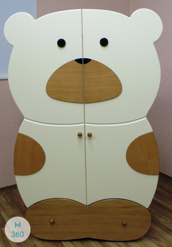 Шкаф для новорожденных Инесса Арт 002289726
