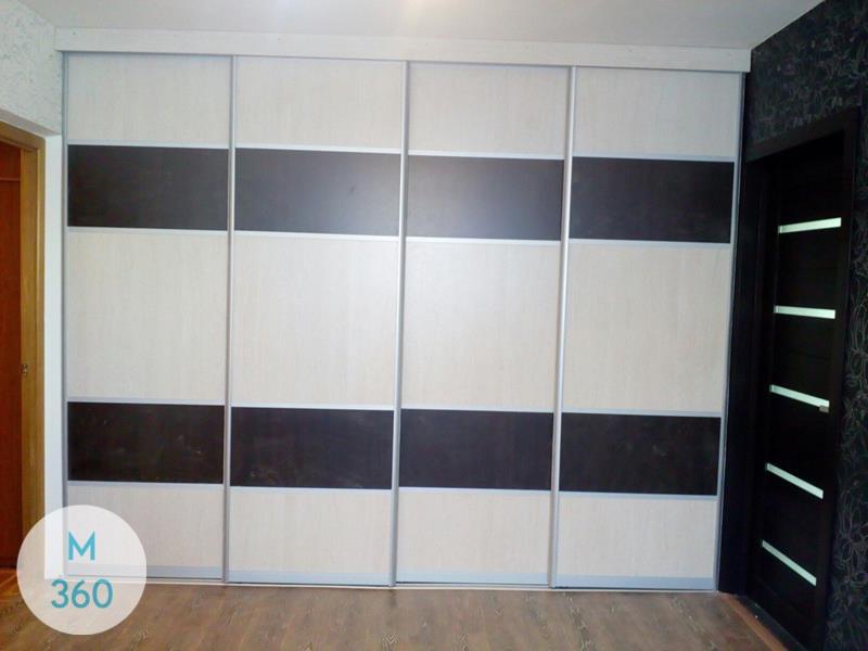 Встроенный шкаф купе Линчёпинг Арт 002578044