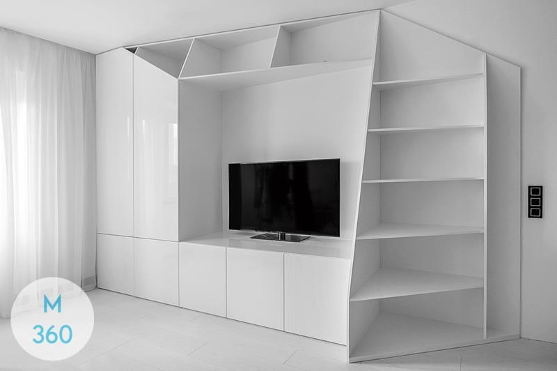 Книжный шкаф Акварель Арт 002710194