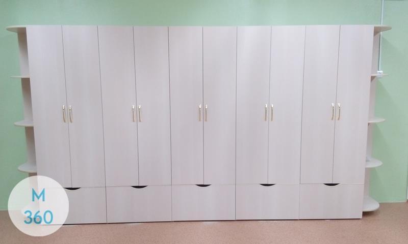 Шкафчик для раздевалок Таз Арт 002815391