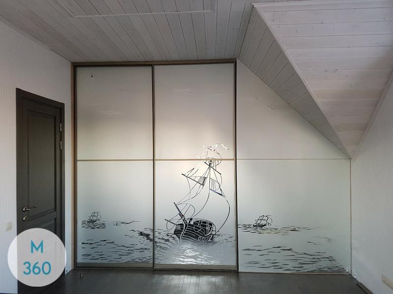 Шкаф для мансарды Тапажос Арт 002849238