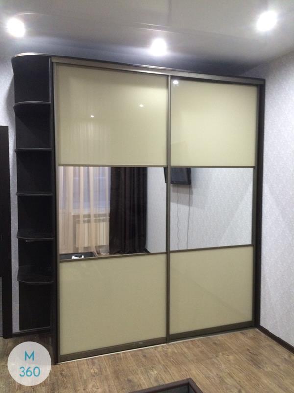 Белый шкаф Эверетт Арт 003045151
