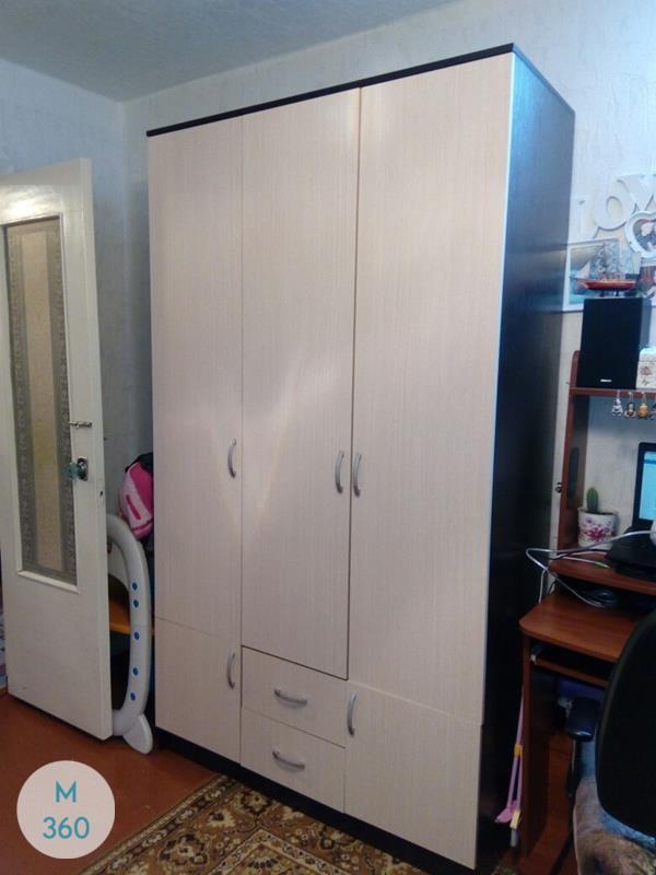 Белый шкаф Массимилиано Арт 003239428