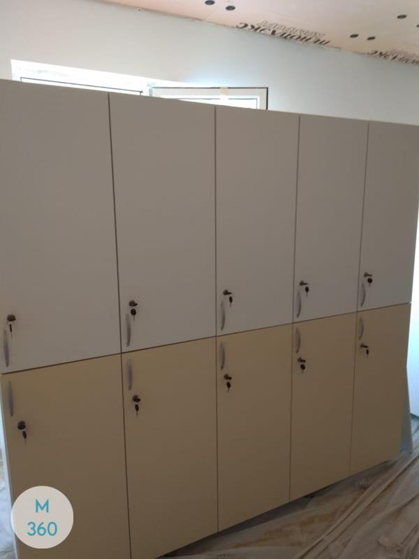 Шкафчик для раздевалок Джакарта Арт 003474547