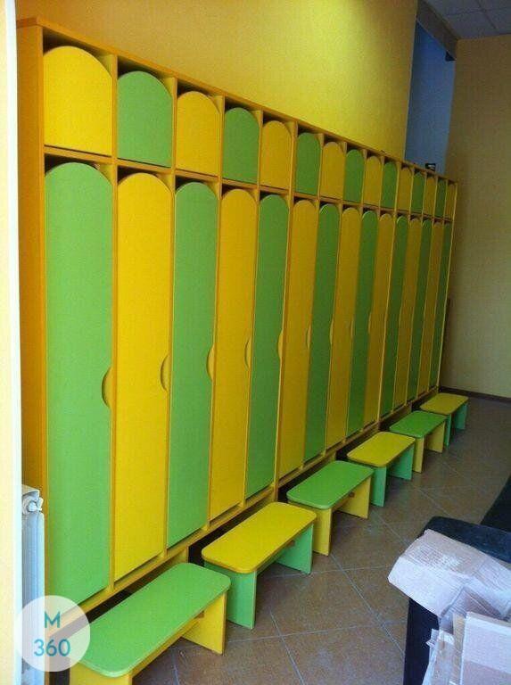 Шкафчик для раздевалок Сидар-Рапидс Арт 003553267