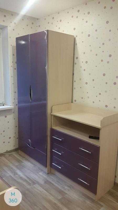 Медицинский шкаф для одежды Или Арт 003773281
