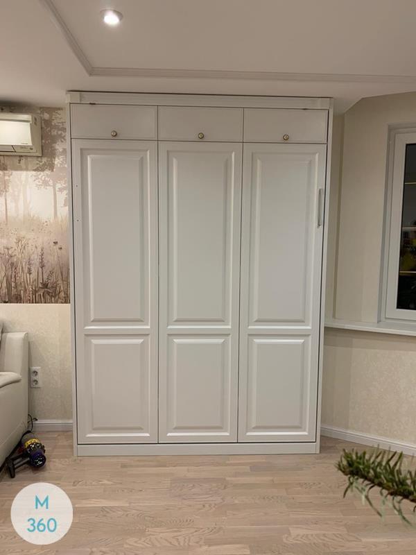 Шкаф кровать Сиэтл Арт 003780761