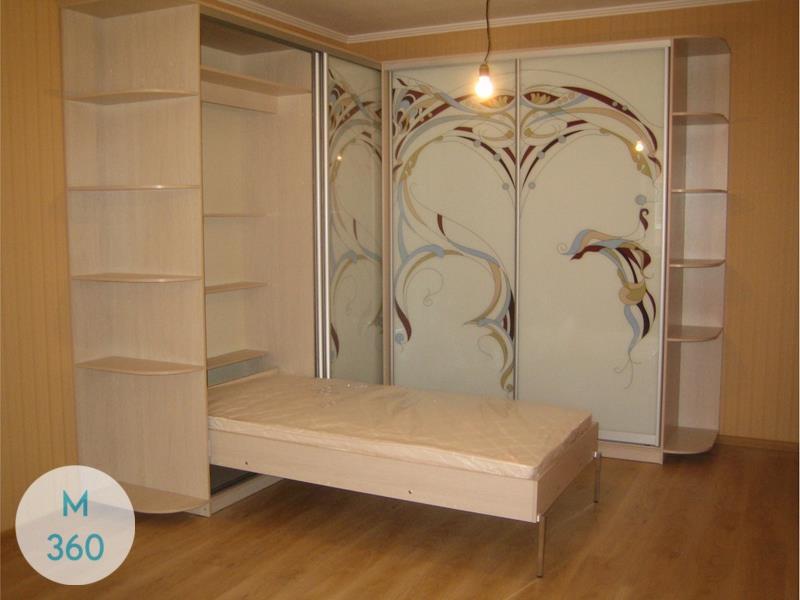 Шкаф кровать Мёрфрисборо Арт 003849913
