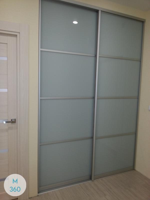 Дверь купе для встроенного шкафа Терра Арт 003908154