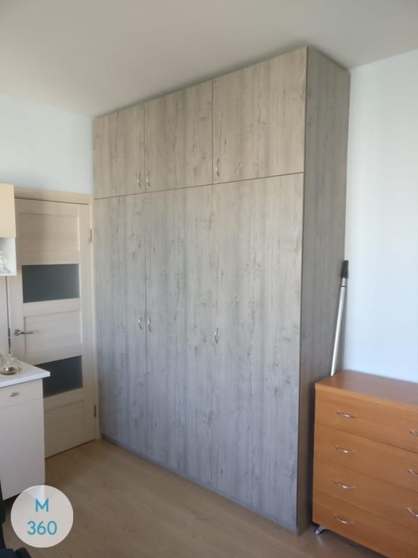 Шкаф в ванную с корзиной Шривпорт Арт 004149318