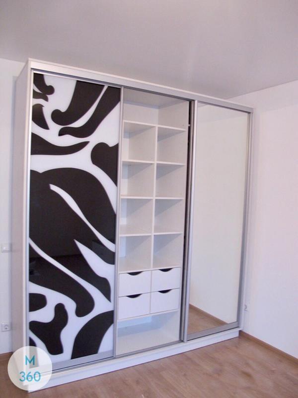 Шкаф с фотопечатью Хельсинки Арт 004631536