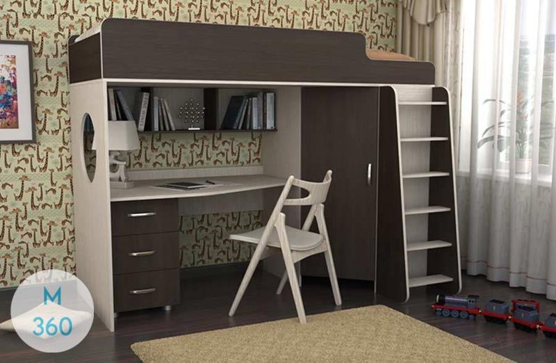 Мебельная стенка Ганг Арт 004744159