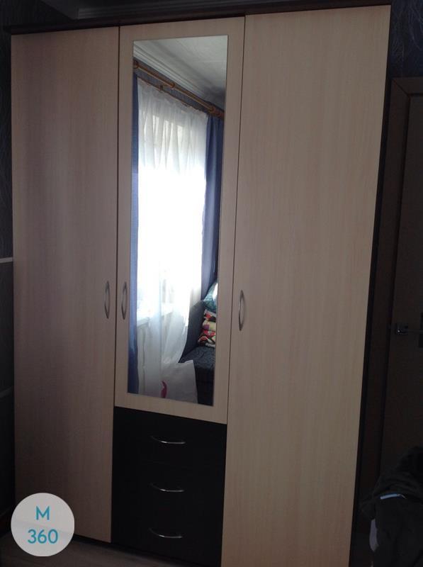 Белый шкаф Дамаск Арт 004811470