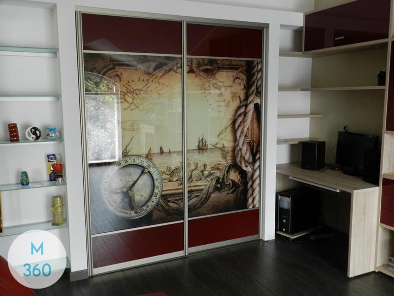 Шкаф с фотопечатью Таллахасси Арт 004817783