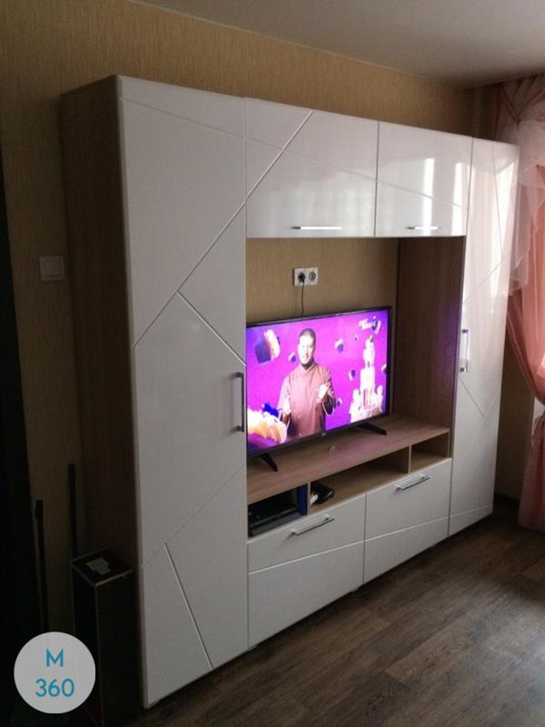 Белый шкаф Тюбинген Арт 004849291