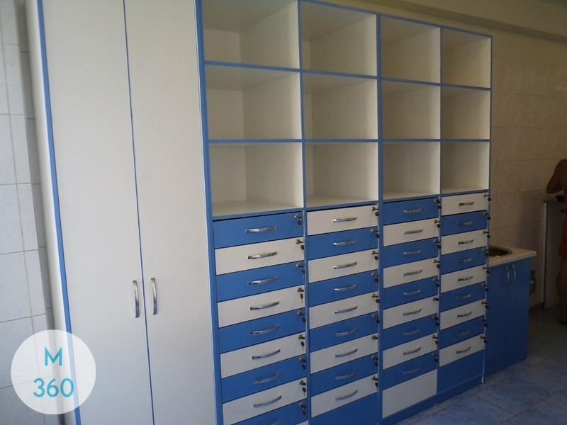 Медицинский шкаф для одежды Ереван Арт 004919774