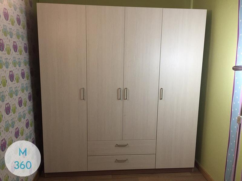 Шкаф в зал Толидо Арт 005045933