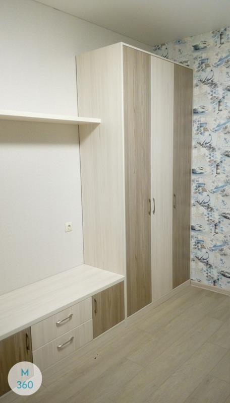 Белый шкаф Седум Арт 005191553