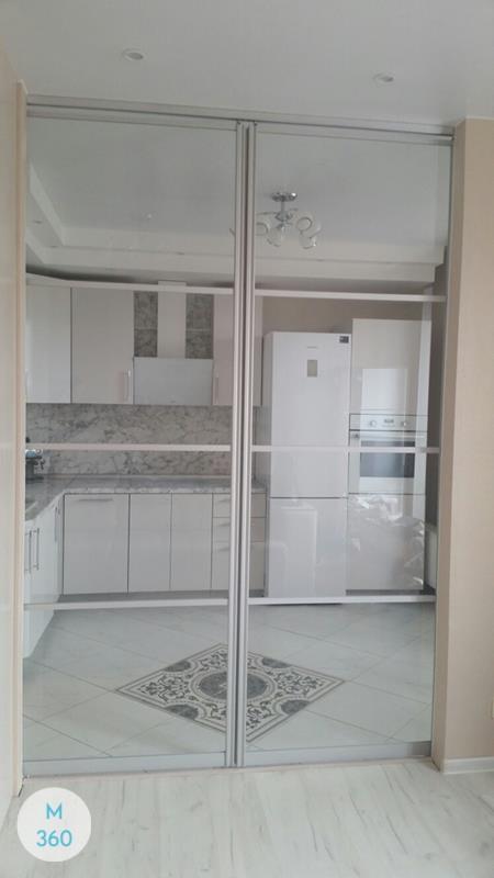 Зеркальные двери для гардеробной Дейви Арт 005283742