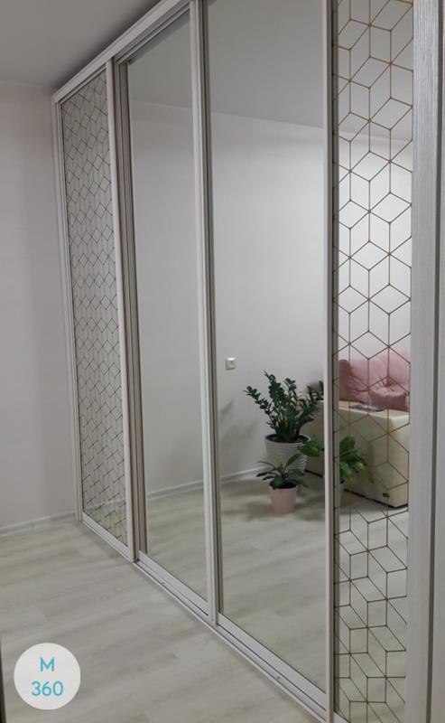 Зеркальные двери для гардеробной Премьер Арт 005455161