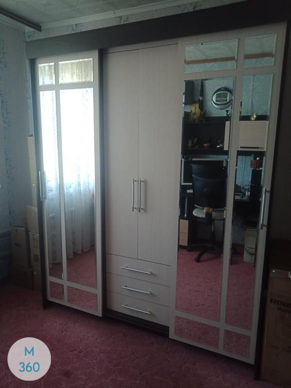 Белый шкаф Нджамена Арт 005490975