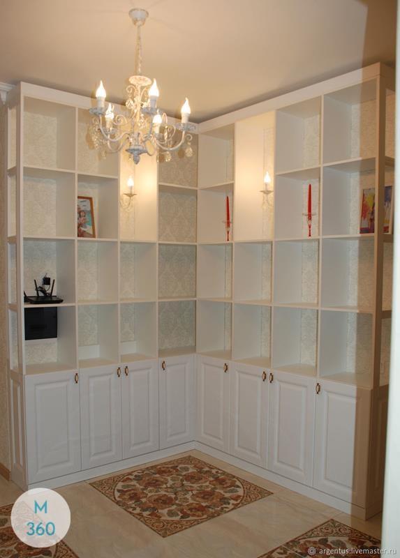 Белый шкаф Браззавиль Арт 005591977