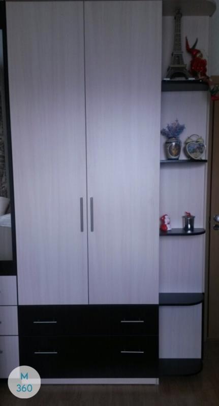 Белый шкаф Брест Арт 005607782