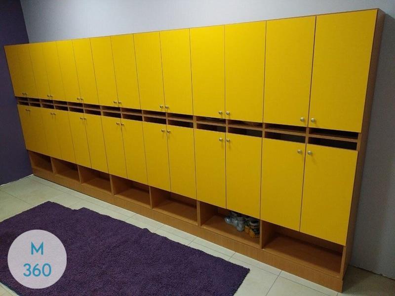 Шкафчик для детского сада Герра Арт 005908676