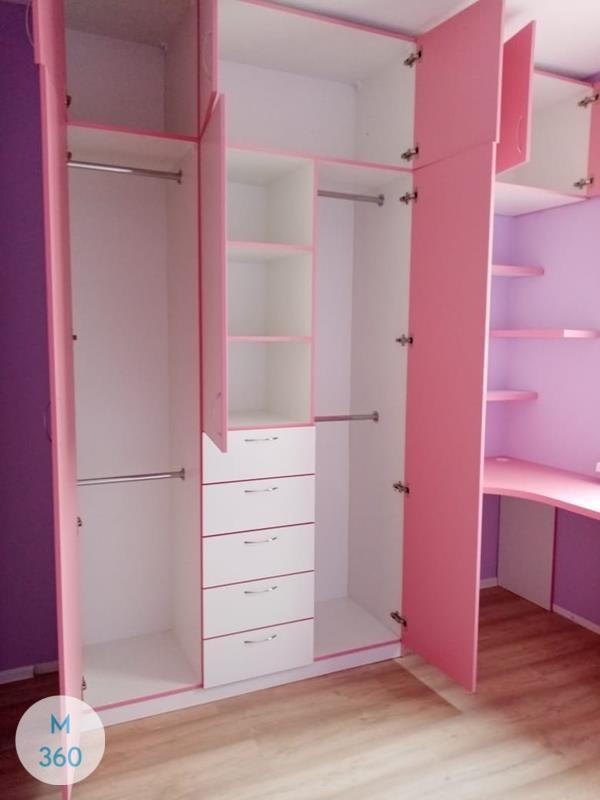 Детский шкаф Триест Арт 006262002