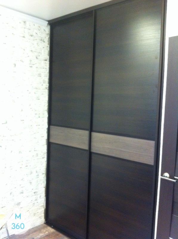 Встроенный шкаф купе Некст Арт 006668005