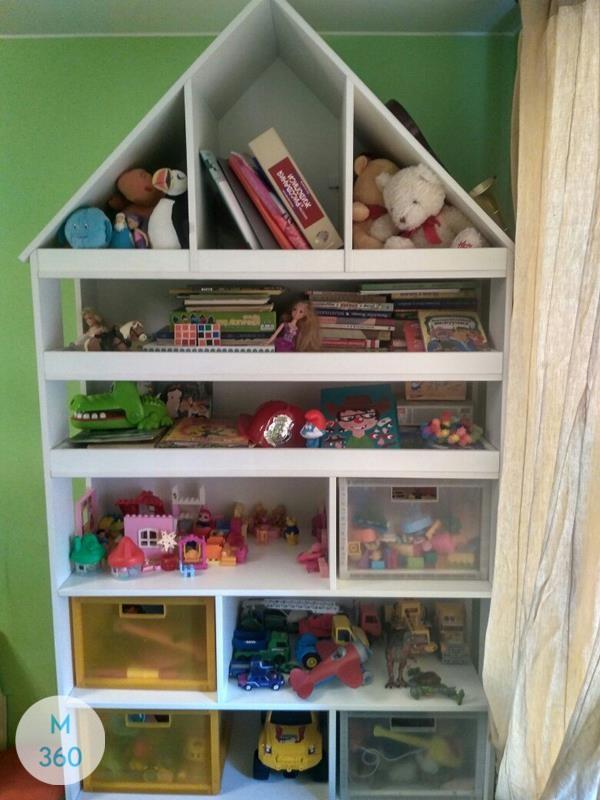 Детский шкаф Аспидистра Арт 006985346