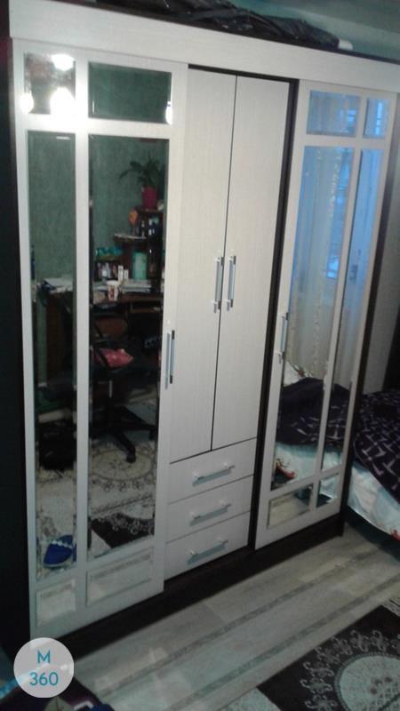 Белый шкаф Престон Арт 007082413