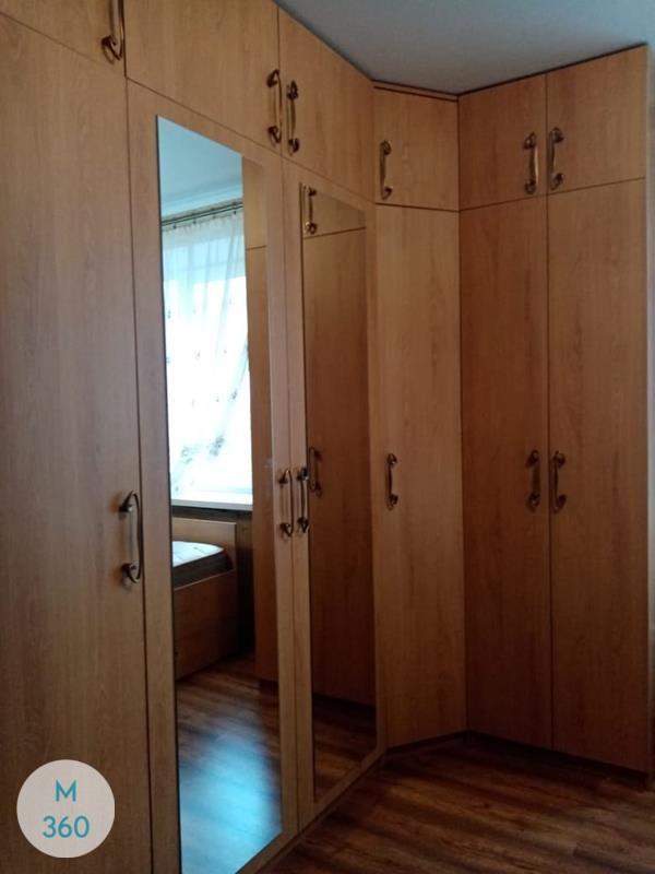 Шкаф в ванную с корзиной Коломбо Арт 007126080