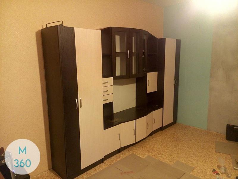 Белый шкаф Пекос Арт 007141403